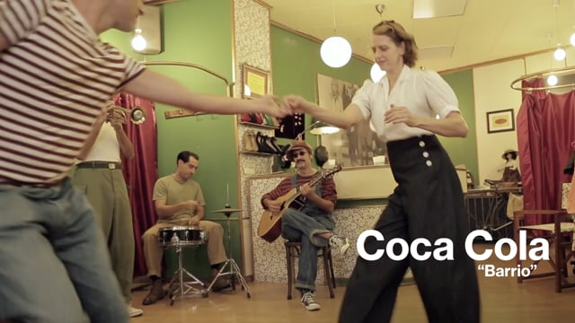 Coca Cola / Share your neighbourhood
