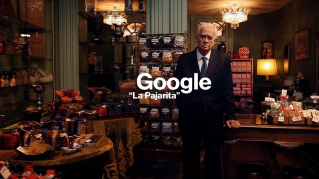 Google Case Studies / La Pajarita