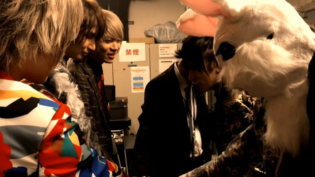 LIQUIDROOM ebisu<12th Anniversary「KISS THE FUTURE〜This is DaizyStripper GRAND FINALE〜」>スタート!