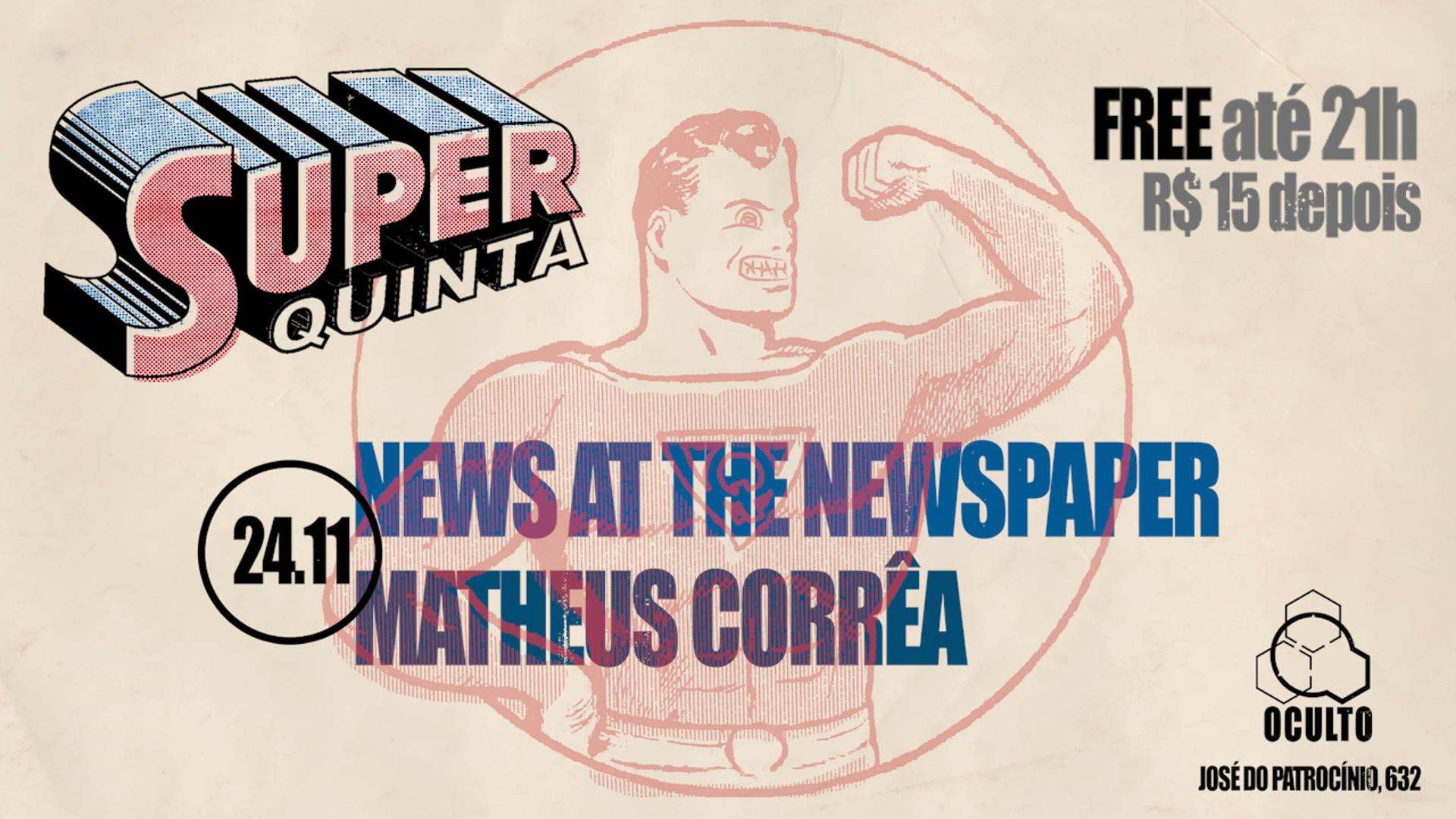 Teaser Superquinta - 24/11/16