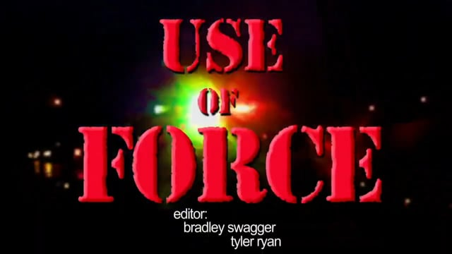 Use Of Force Investigation and Follow-Up