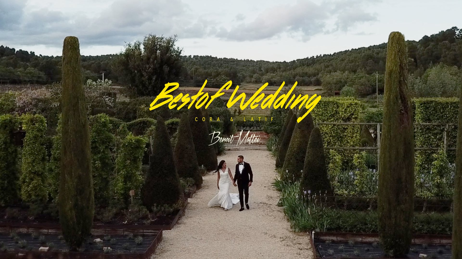 "Bestof Wedding ""Cora & Latif"""