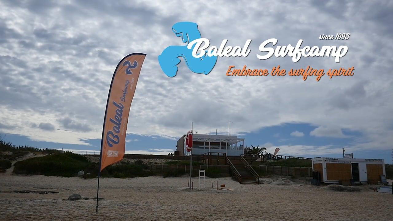 Baleal Surf Camp - Peniche, Portugal - WEEK 17/06/2019