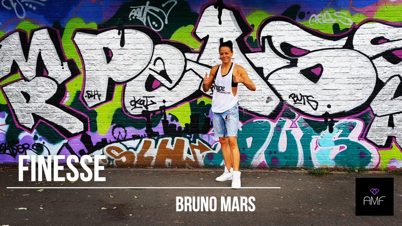 Finesse - Bruno Mars MEDIUM