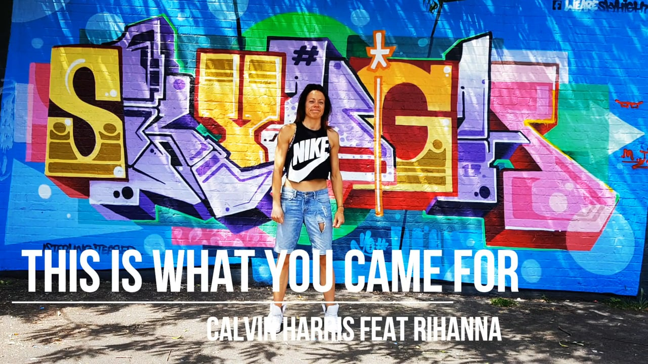This Is What You Came For - Rihanna  EASY