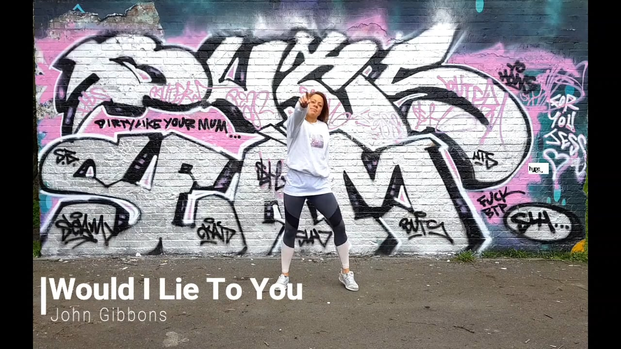 Would I Lie To You - John Gibbons EASY