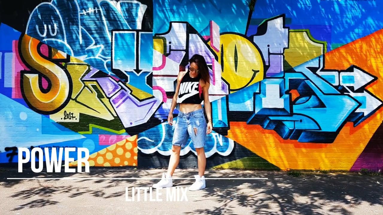 Power - Little Mix MEDIUM