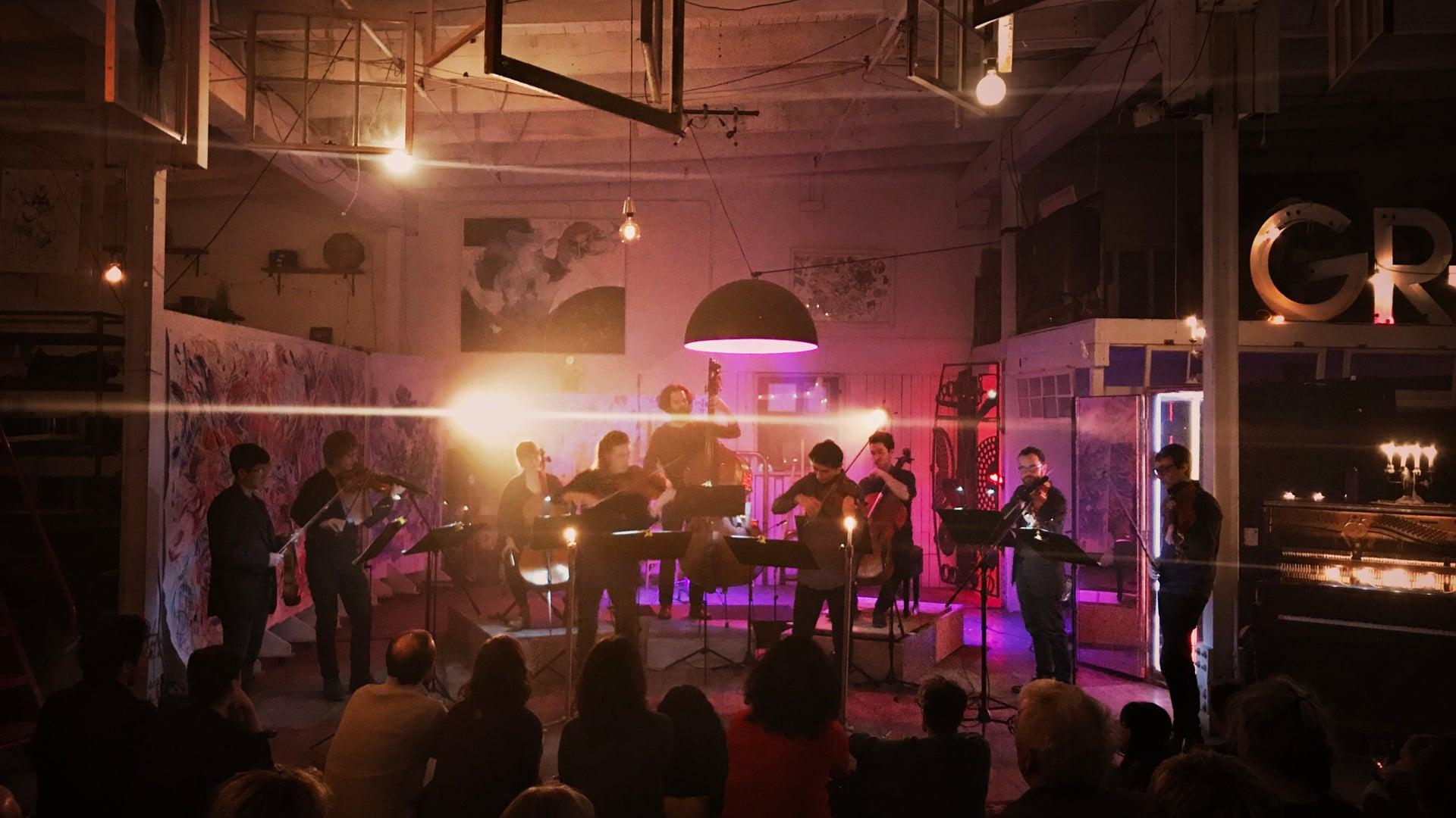 collectif9 - Night of the Flying Horses - 07 - Hora Din Caval (Taraf de Haïdouks)