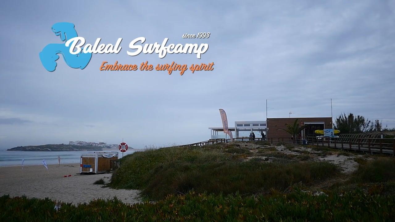 Baleal Surf Camp - Peniche, Portugal - WEEK 24/06/2019