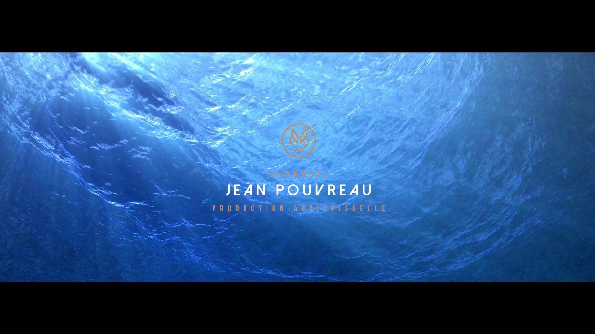 Showreel 2018 - Jean Pouvreau