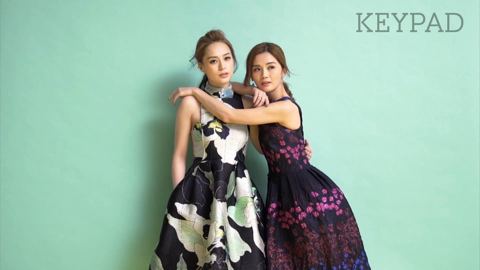 【Keypad Magazine】 Twins Interviews