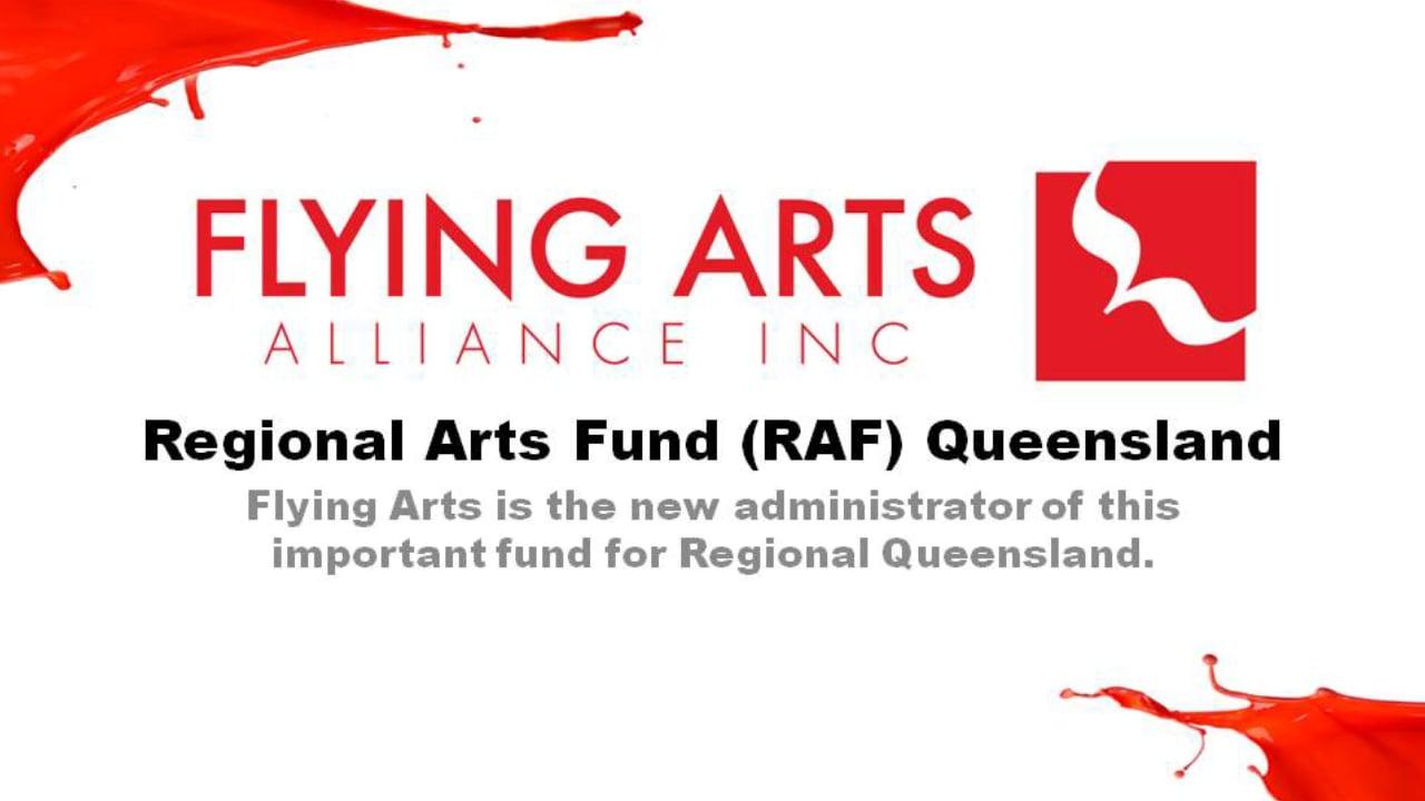 Regional Arts Fund Queensland