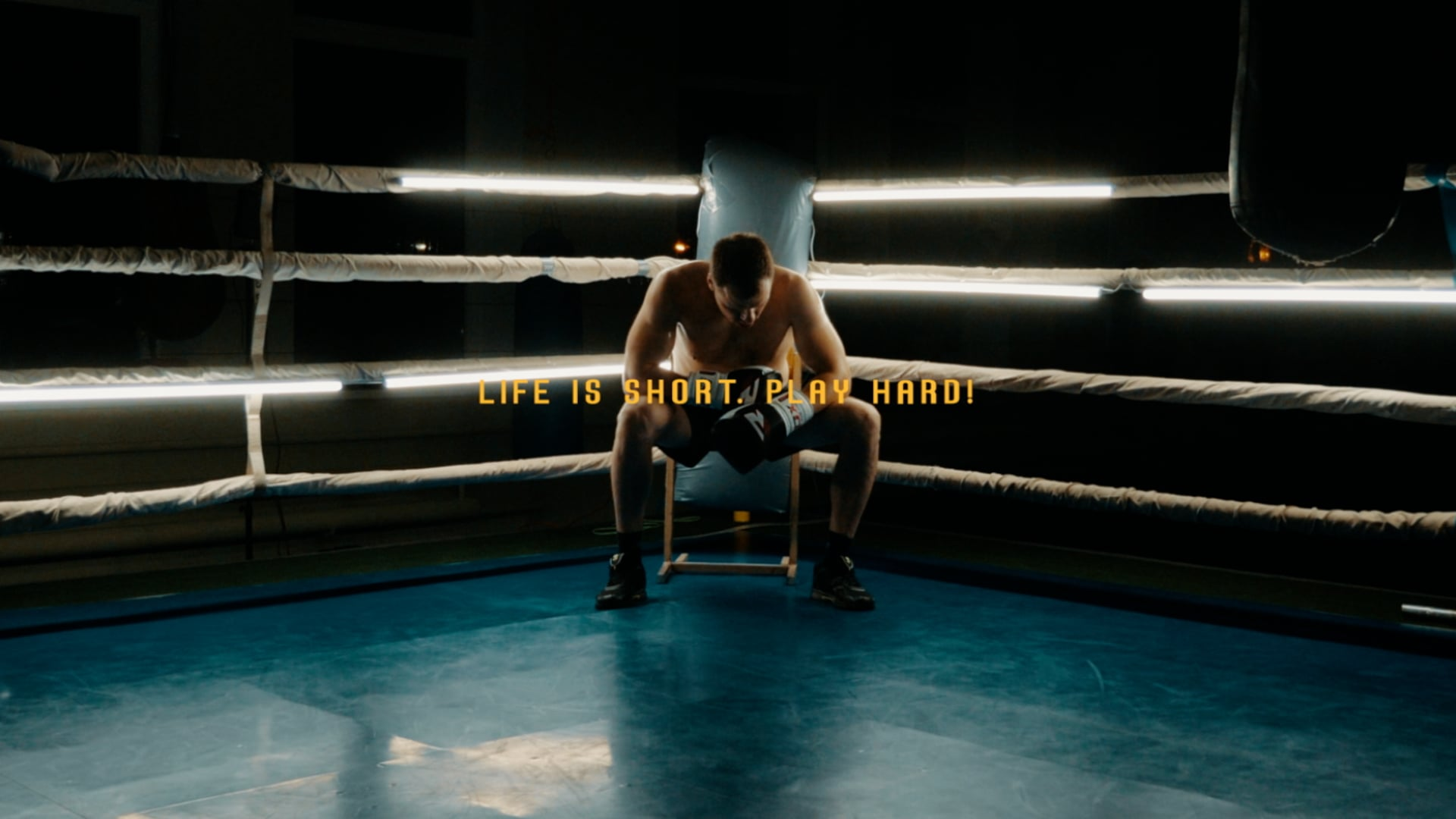 Life is short. Play hard!
