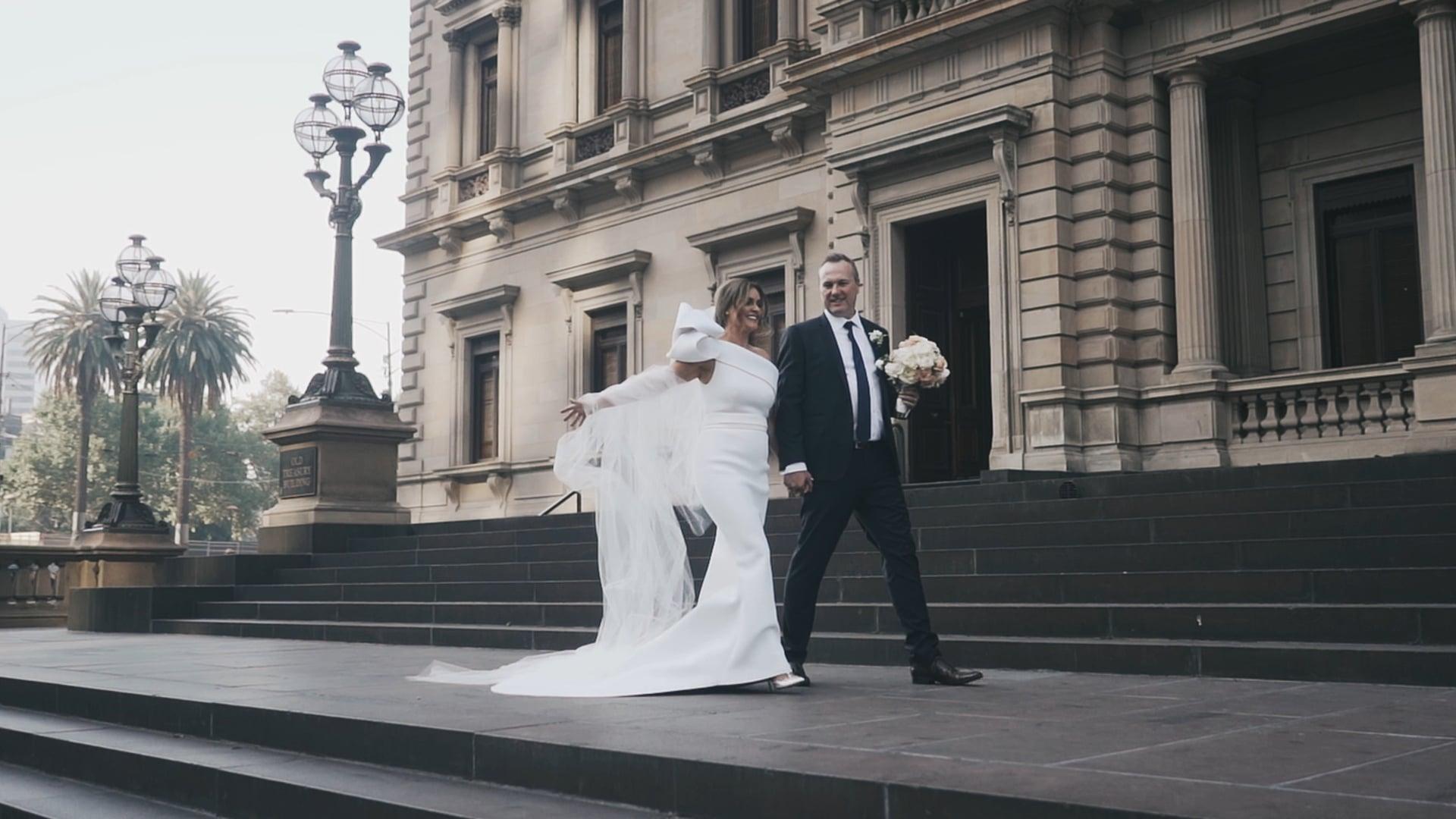 Kate + Cameron | Wedding Highlights | The Dome | Silver Arrow Films