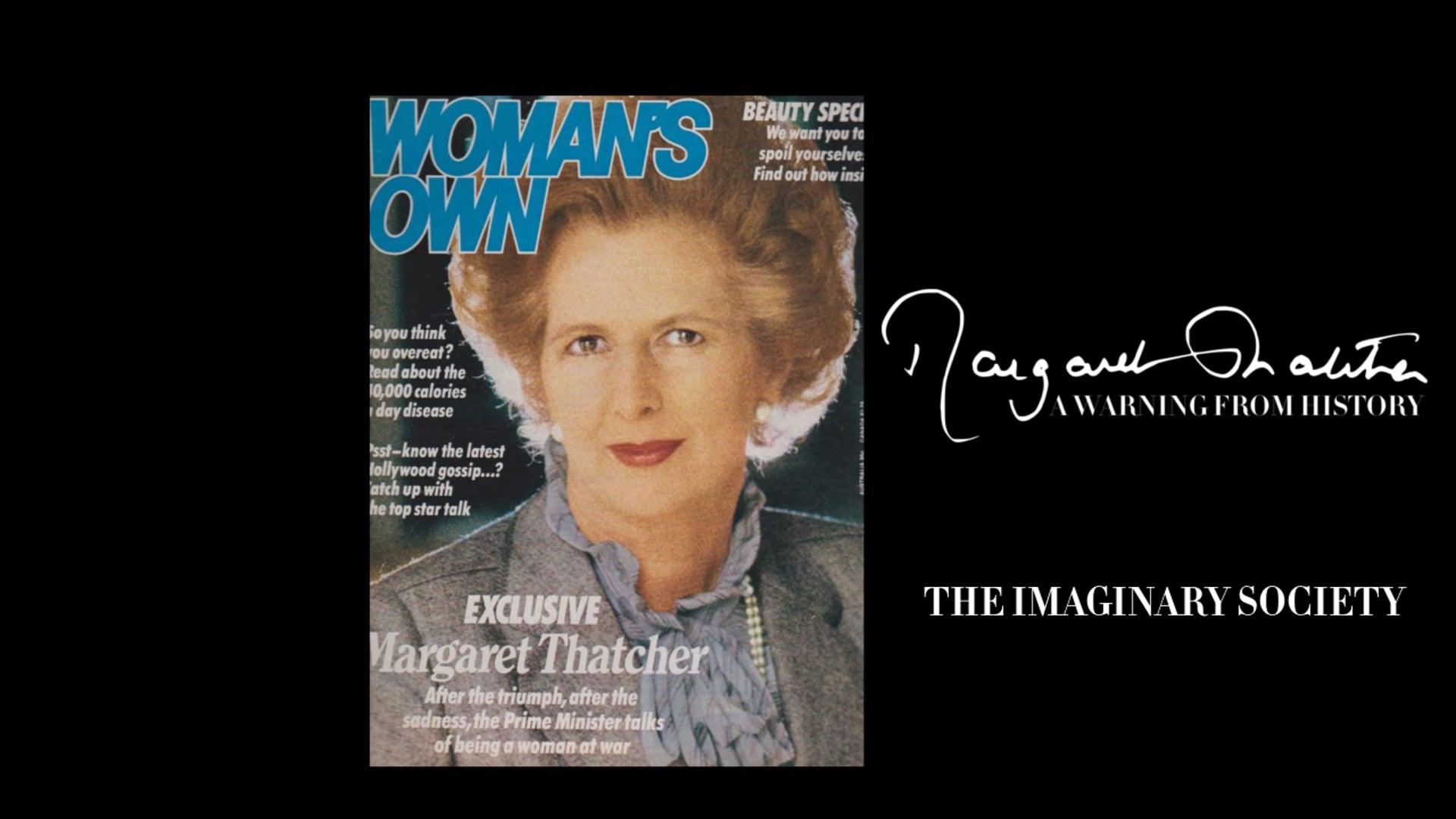 Margaret Thatcher: A Warning from History (Episode 10)