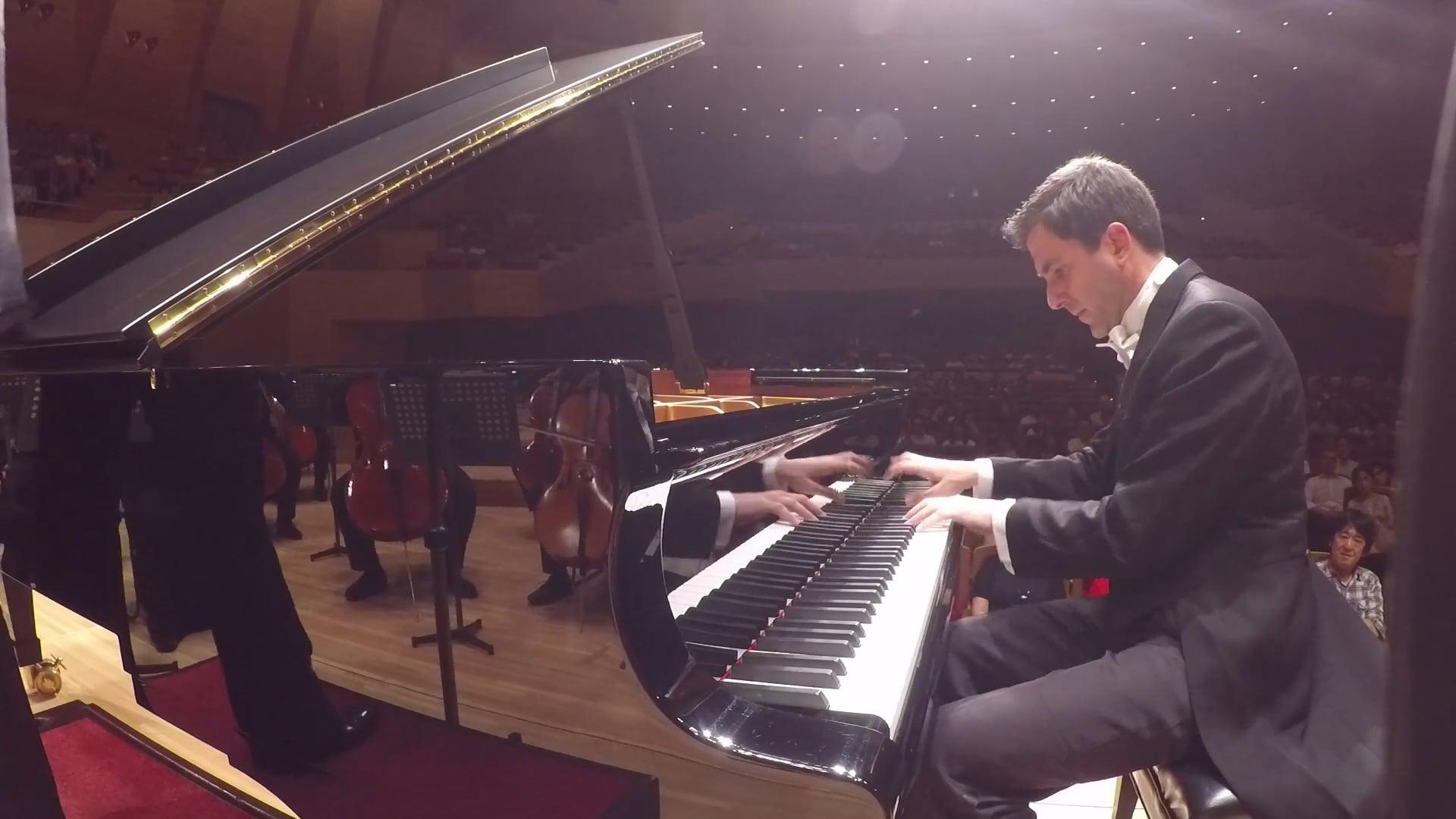 Fukushima Youth Sinfonietta  - Panos Karan - Tchaikovsky Piano Concerto No. 1