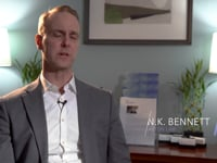 Attorney N. Kane Bennett   My Favorite Thing About Being a Lawyer