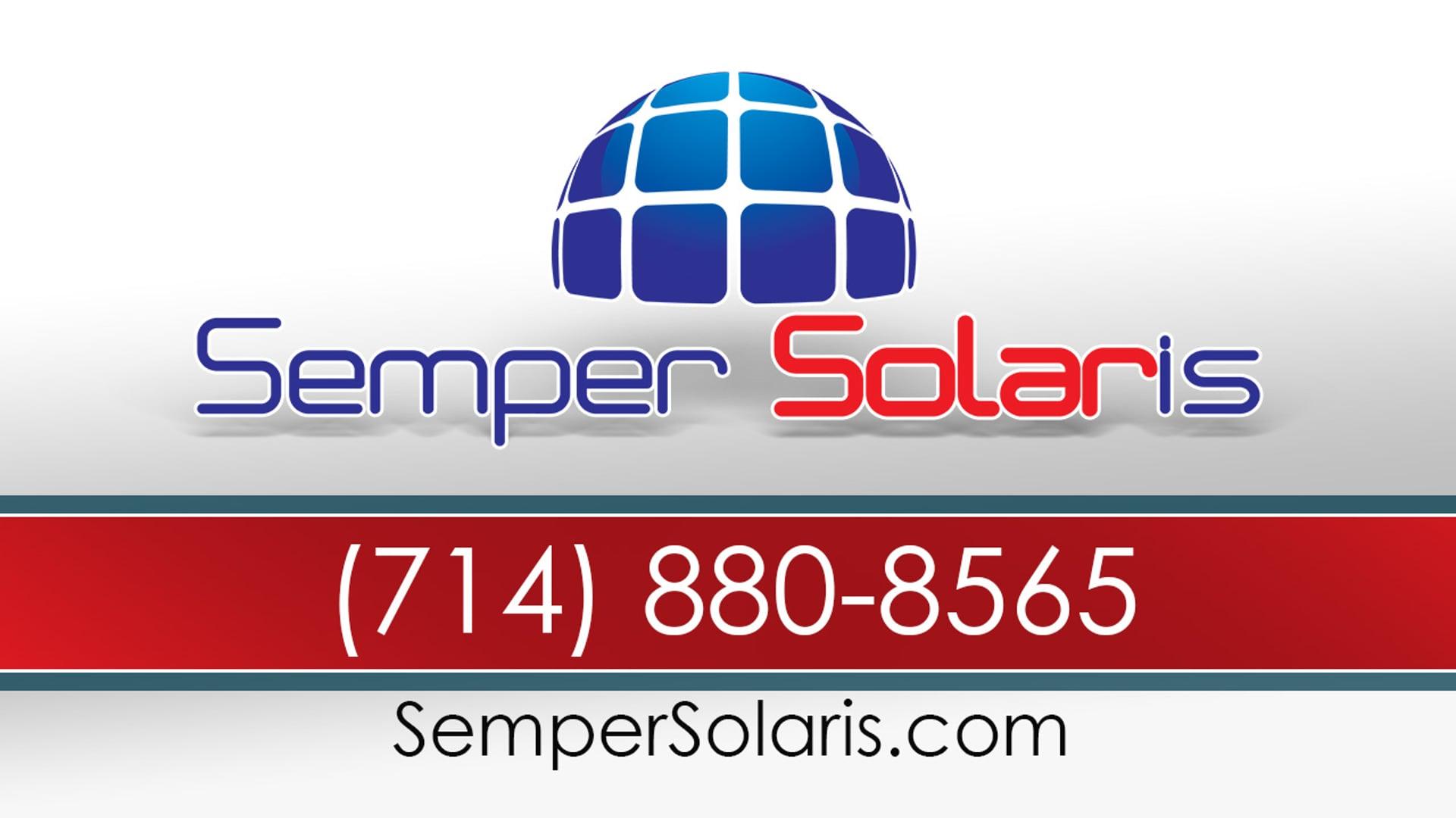 Best Solar Providers In Anaheim Ca | Semper Solaris | (714) 880-8565