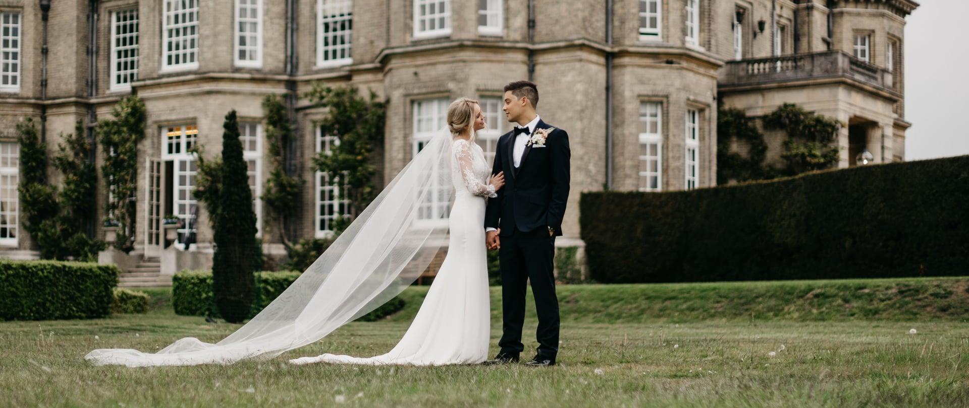 Fionnuala & Dan Wedding Video Filmed at Buckinghamshire, England