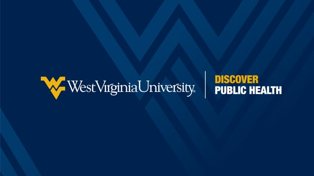 Play DISCOVER PUBLIC HEALTH AT WVU