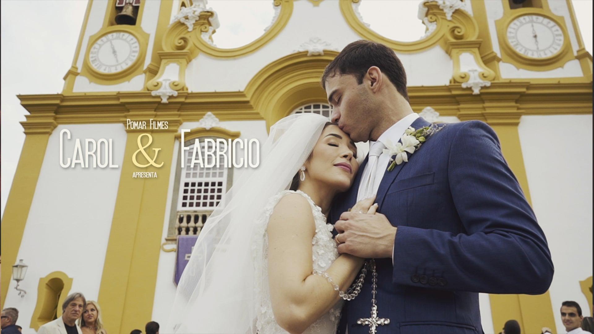 CAROL E FABRICIO