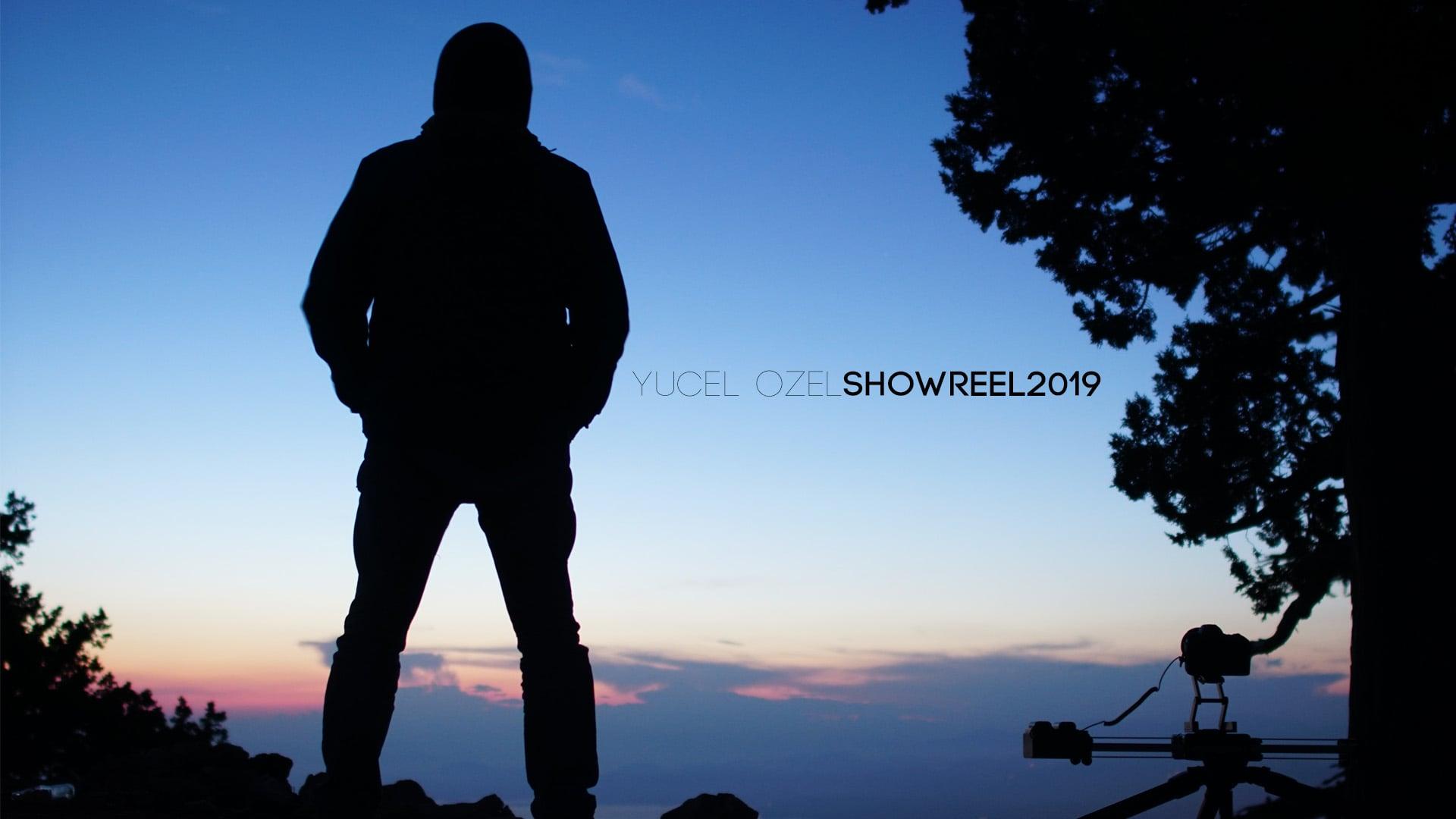 Yucel OZEL Showreel 2019