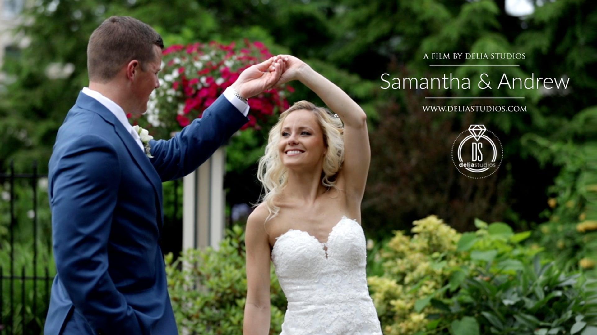 Samantha & Andrew :: Wedding Highlights :: Scotland Run Golf Club, Williamstown, NJ