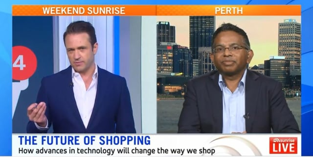 The Future of Shopping (Weekend Sunrise)