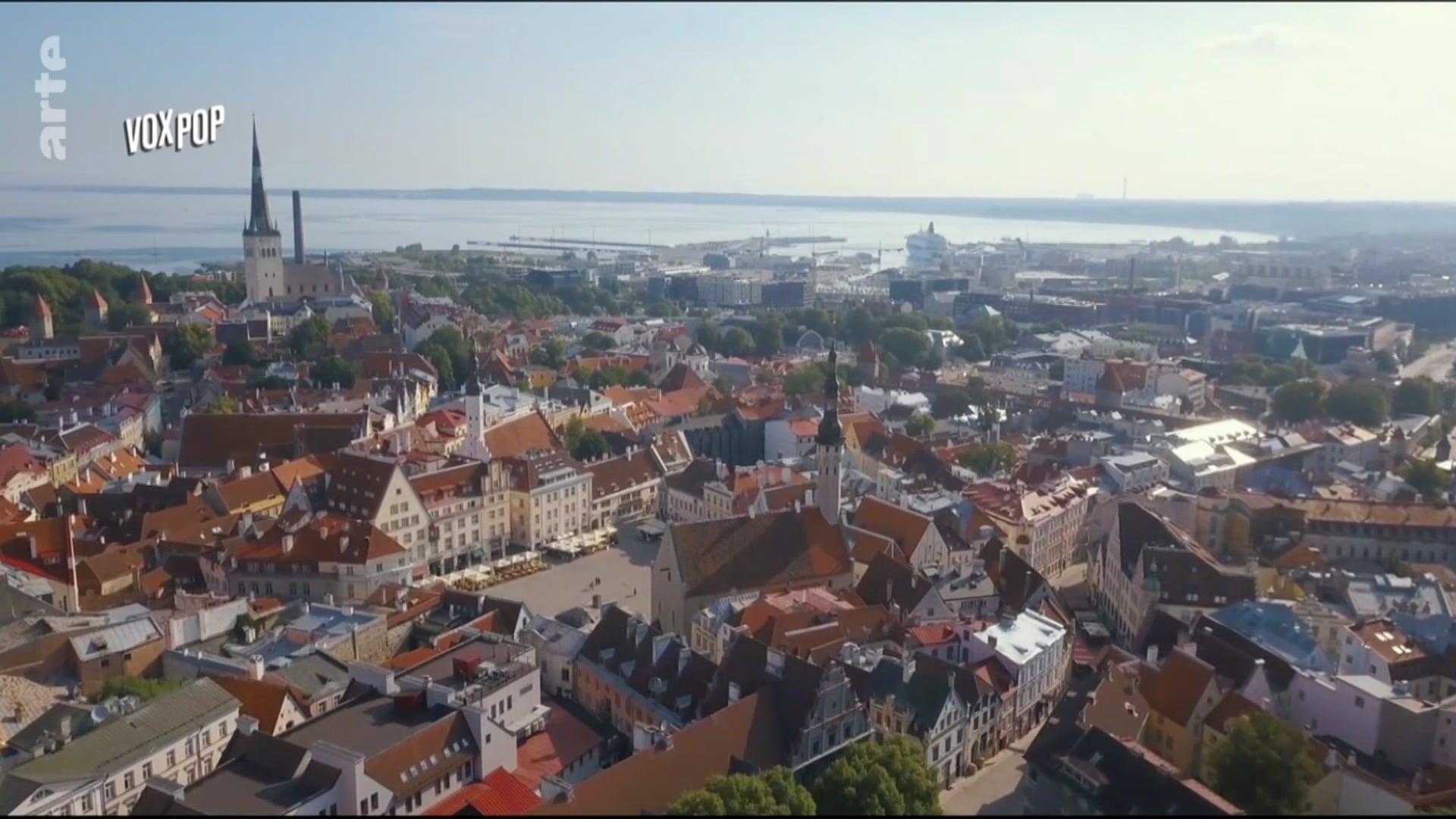 Estonie un paradis pour le blanchiment d'argent - Vox pop