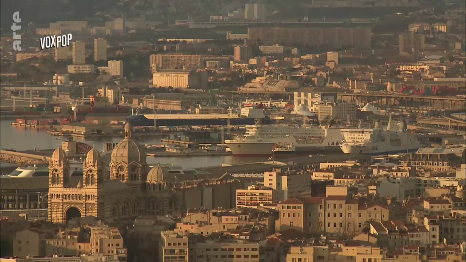 France Marseille étouffe ! - Vox pop ARTE