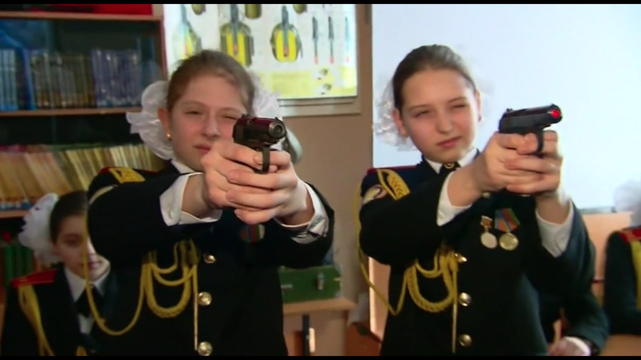 Eliteschule Moskau.