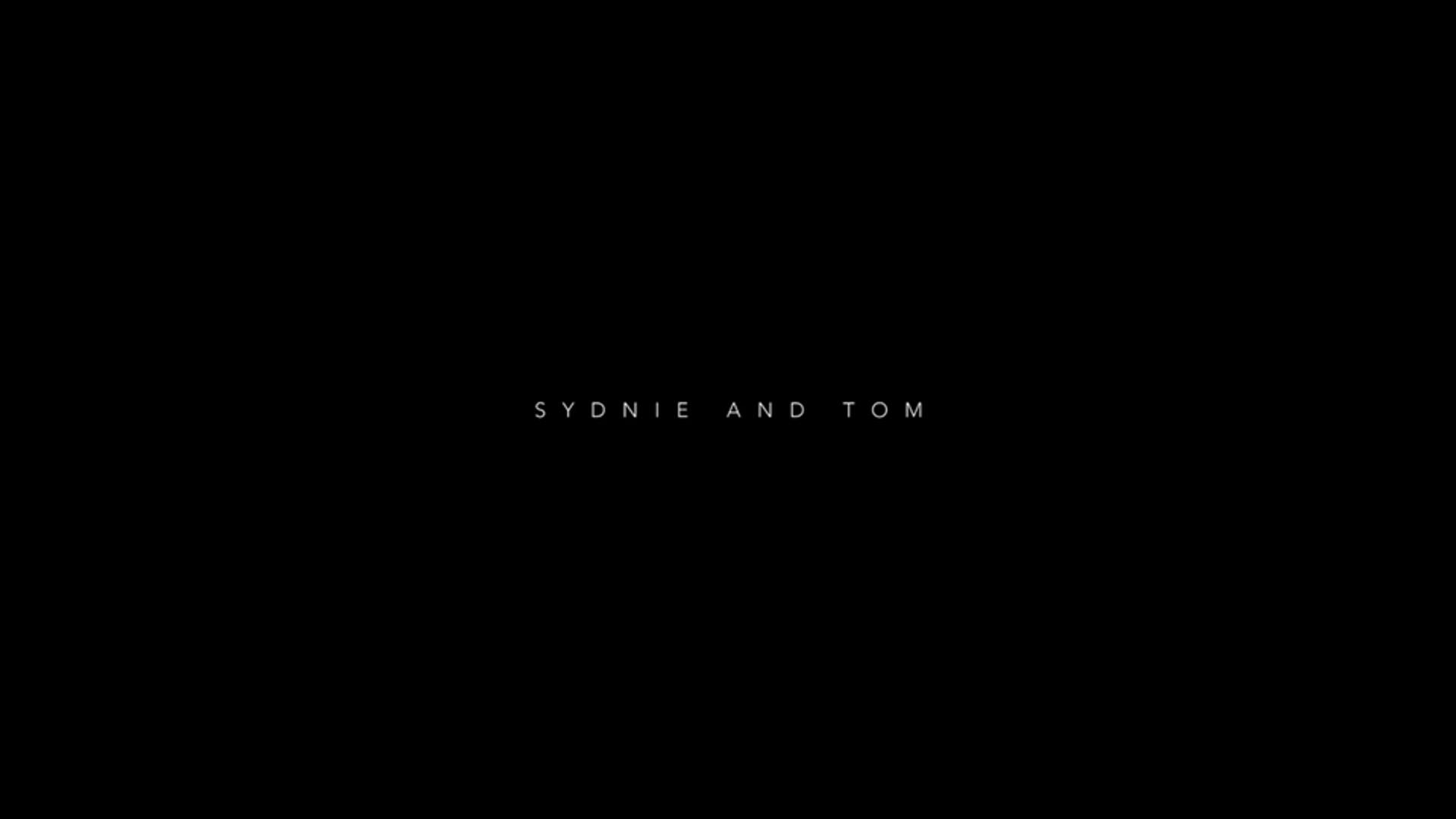 Sydnie + Tom