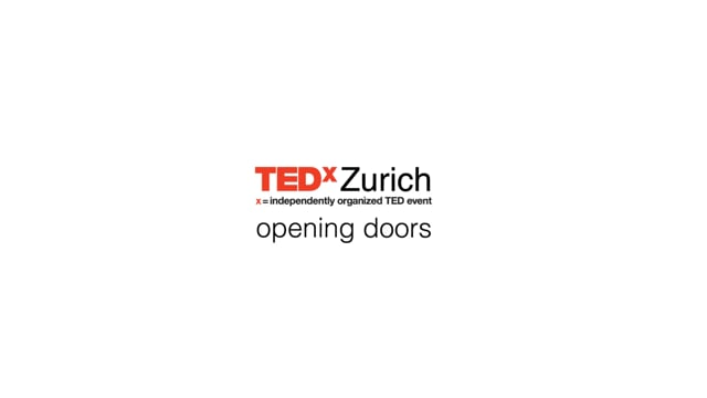 Introvideo for TEDx Zürich