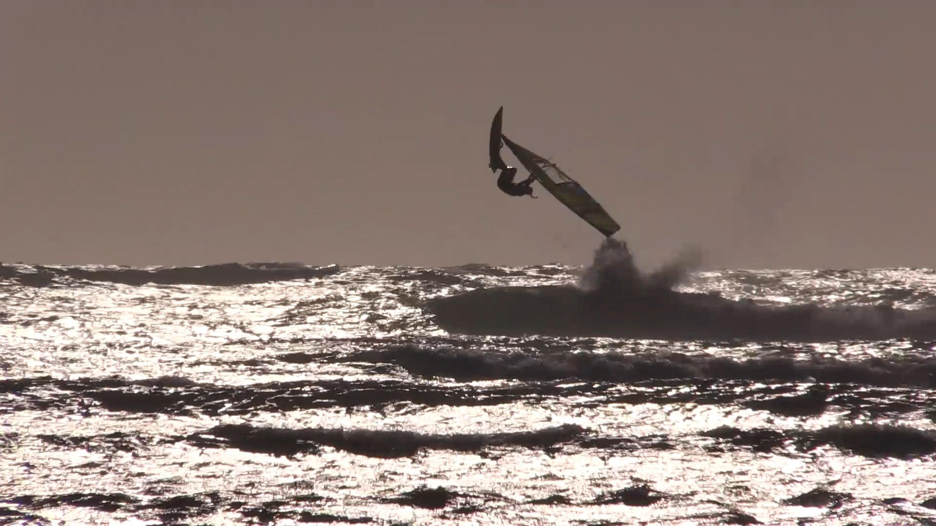 Justyna Sniady Boom - Windsurfing Australia 2018/2019