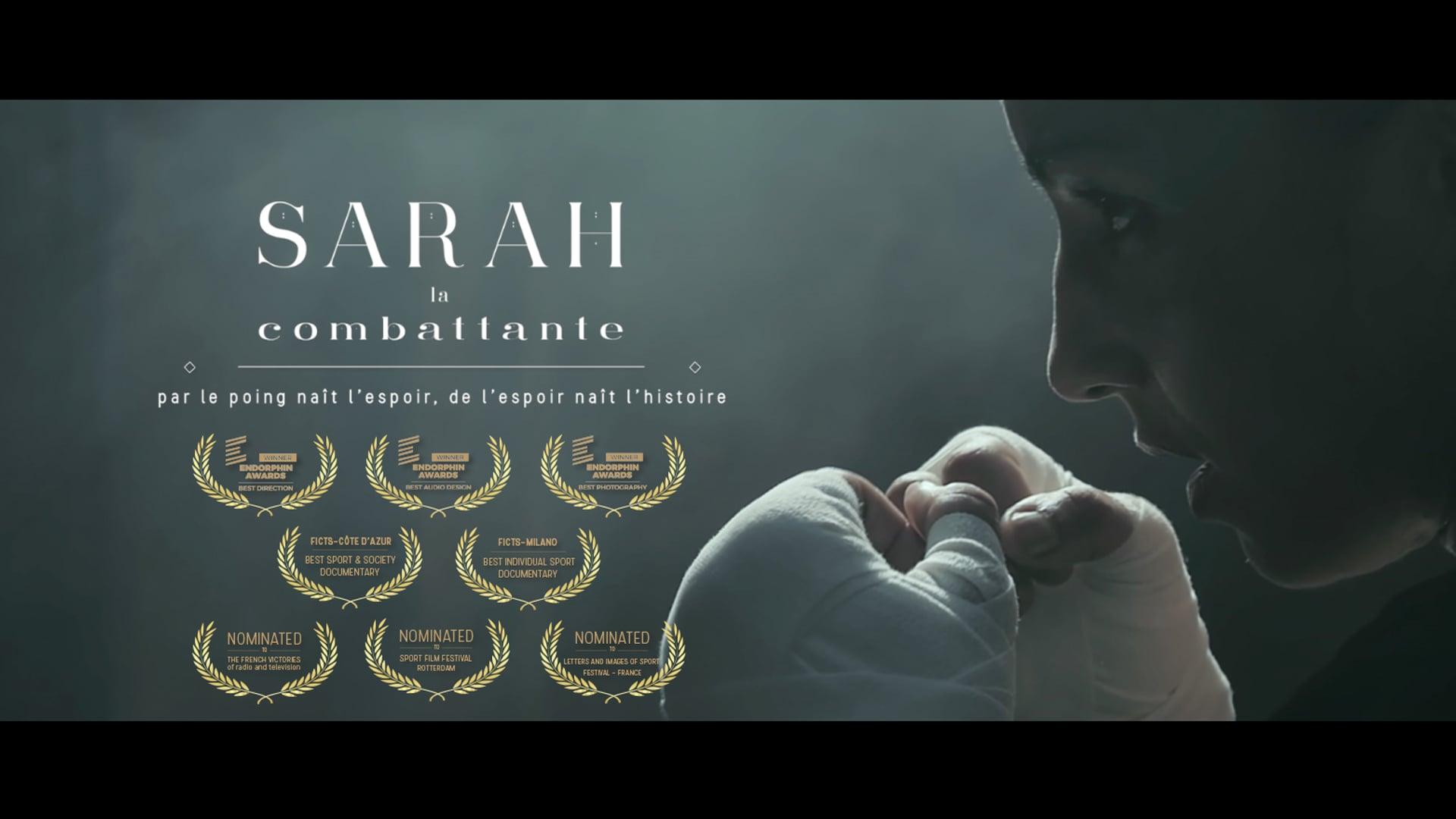 Sarah la Combattante - Trailer