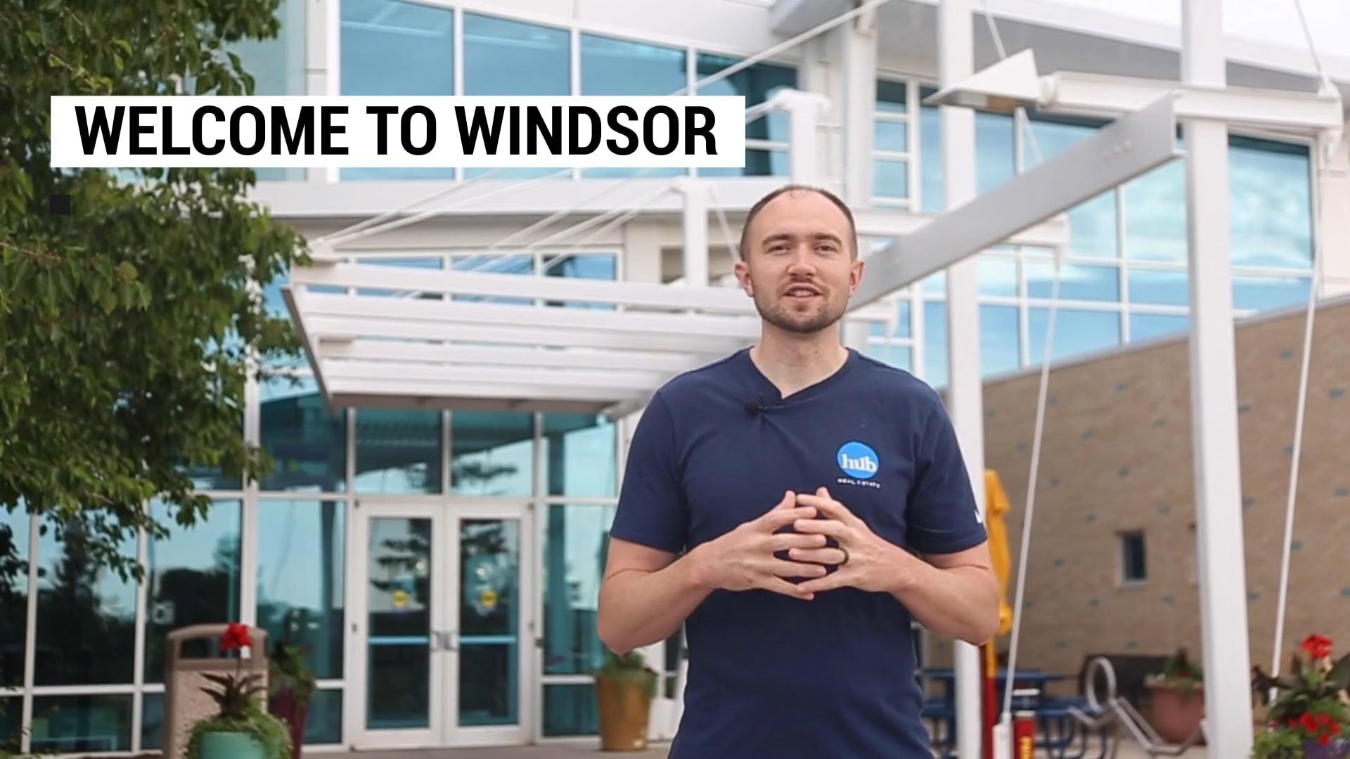 Caleb Colorado Windsor Rec Center