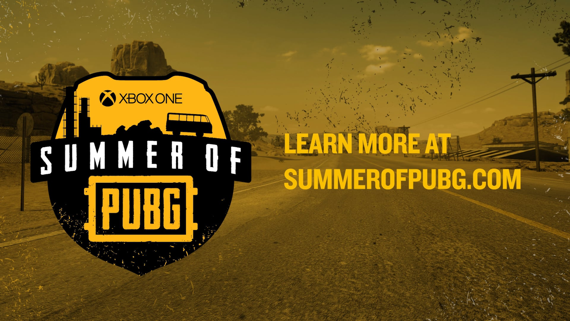 Summer of PUBG - XBOX Commercial