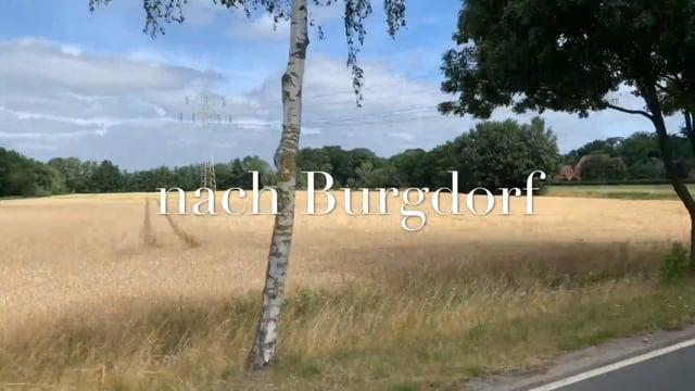 Nachmittags Lehrte-Burgdorf-Lehrte