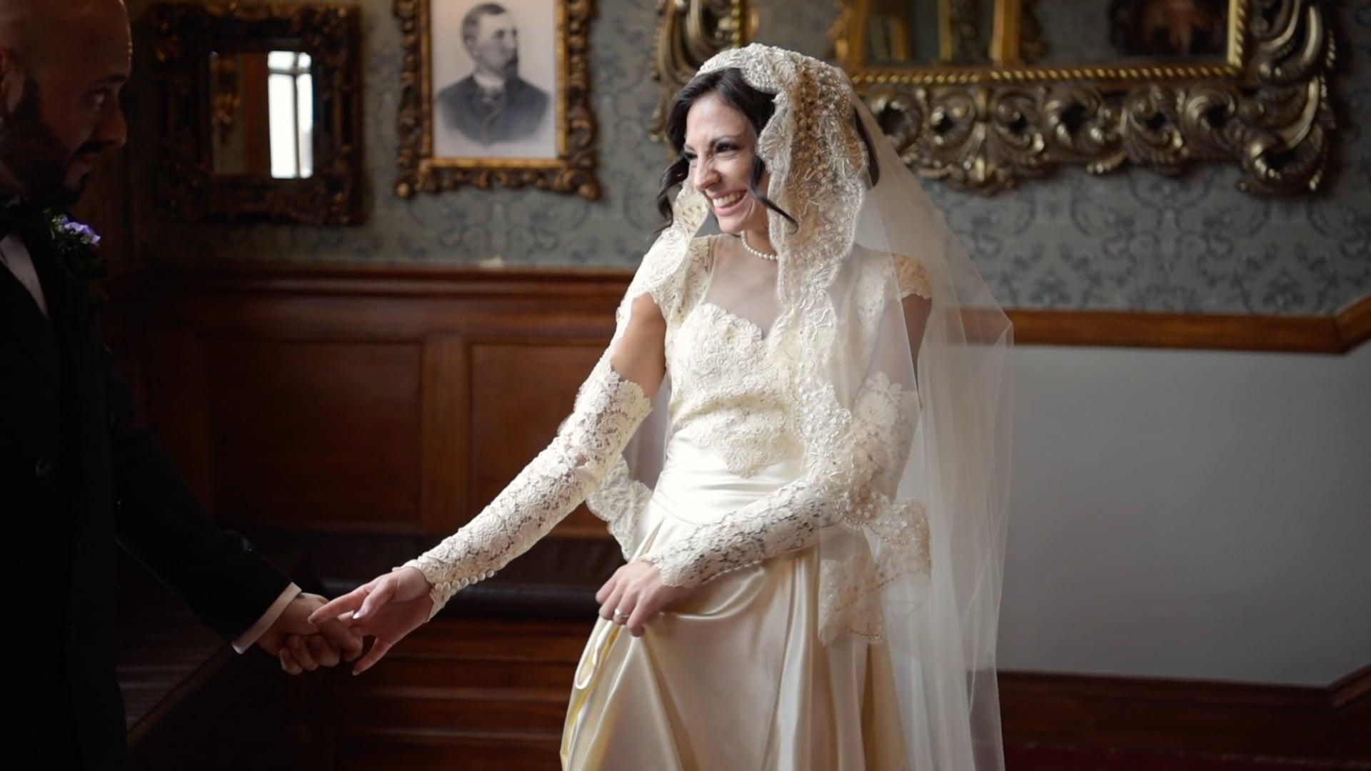 Stanley Hotel Estes Park Wedding - Anna & Eric