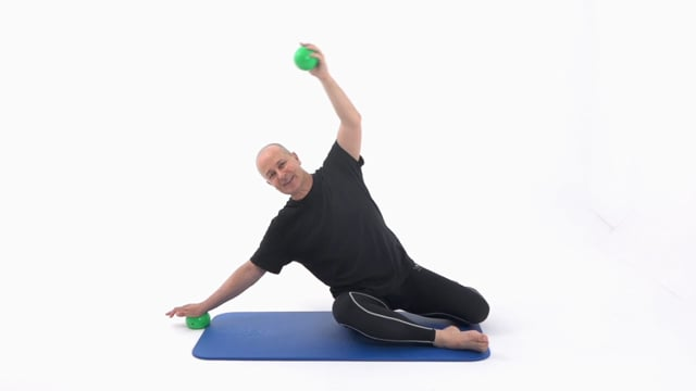 Pilates Plus : with Weighted Balls