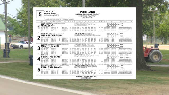 07-10-2019 Portland Race 5