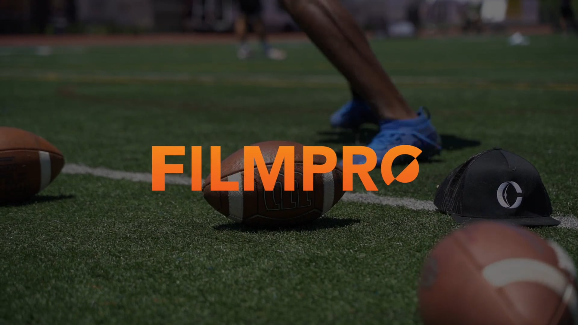 NFL FILMS - USA Football Camp