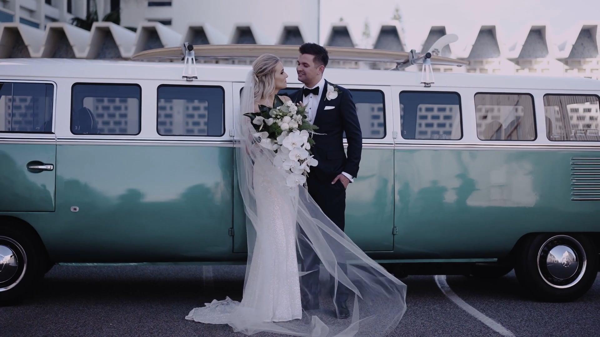 M + G  // FREMANTLE WEDDING