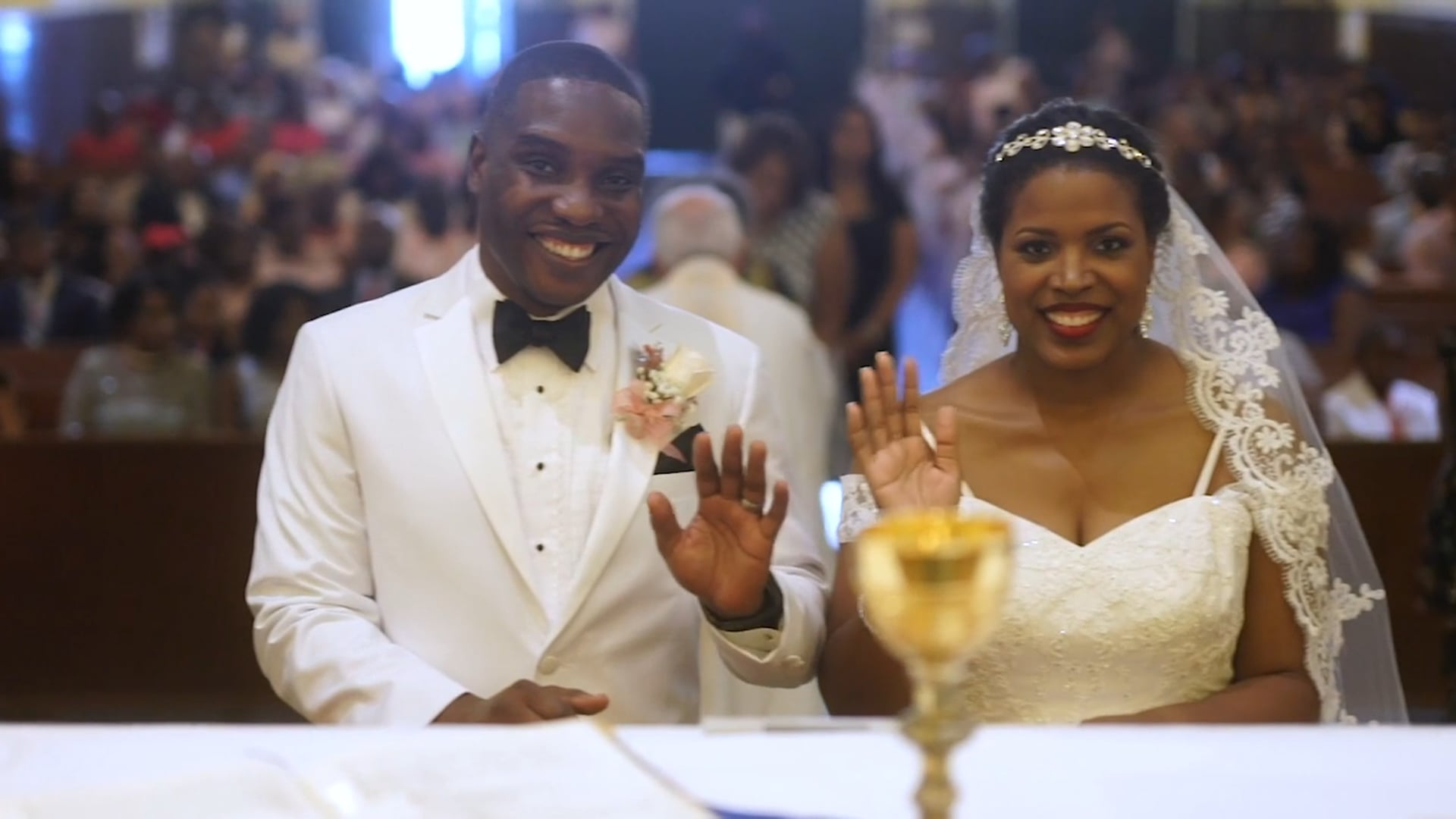 A Gorgeous French Quarter Ceremony and an Amazing Party in City Park | Emily & Emmanuel