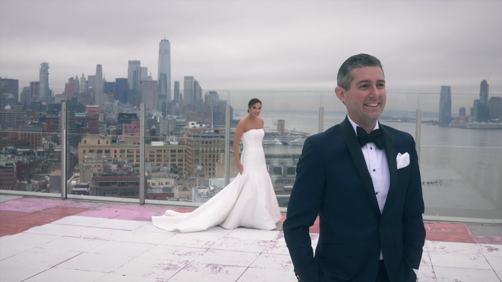 A Classic Manhattan Soirée | Melissa & Brian