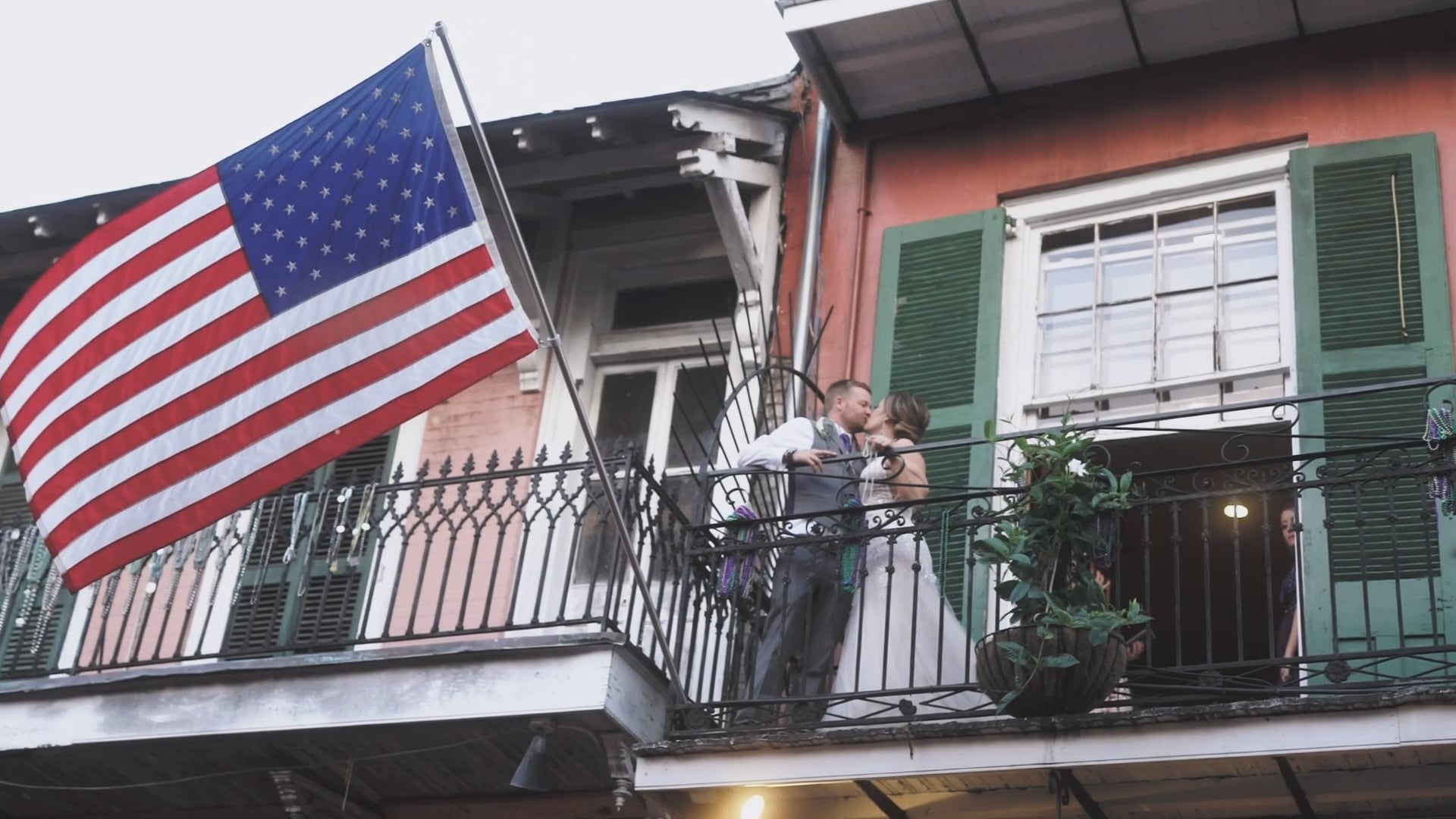 An Intimate New Orleans Destination Wedding in City Park | Ashley & Andrew
