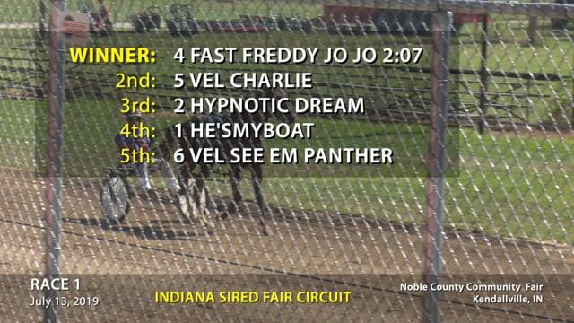 07-13-2019 Kendallville Race 1