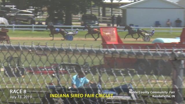 07-13-2019 Kendallville Race 8