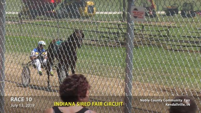 07-13-2019 Kendallville Race 10