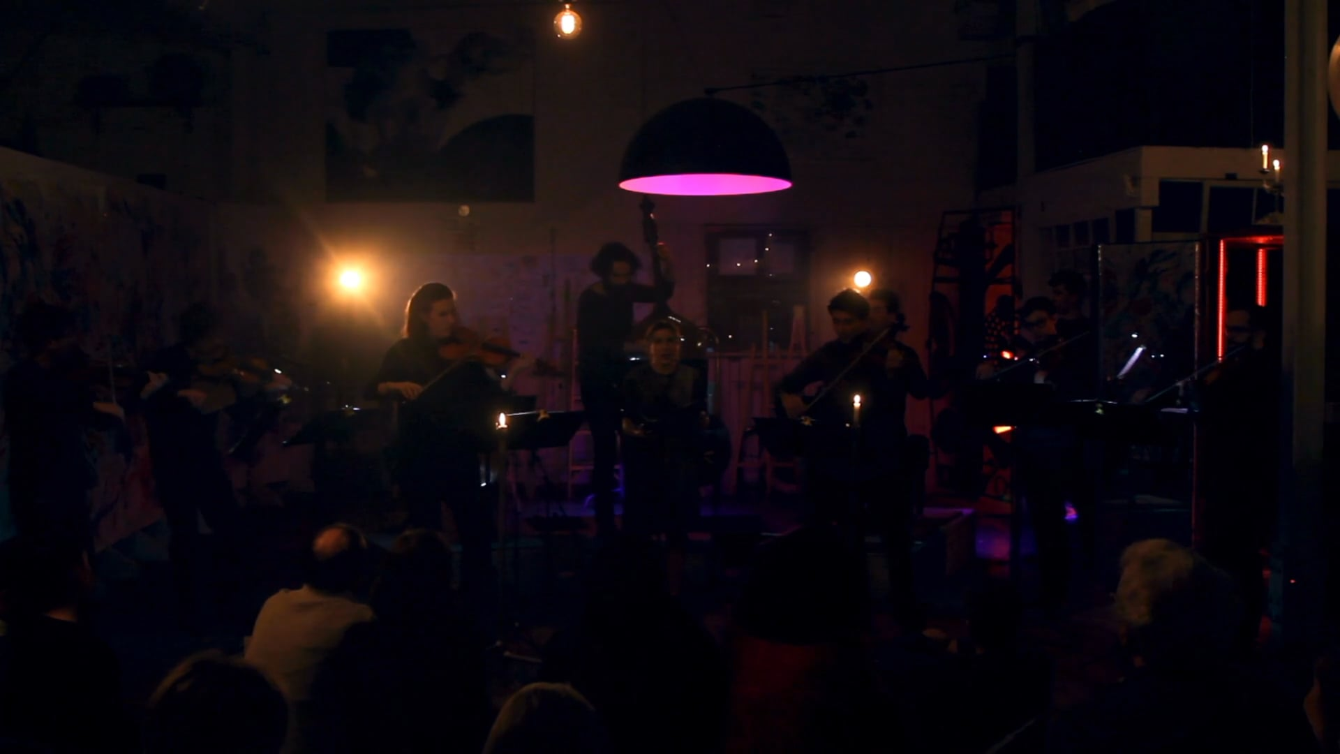 collectif9 - Night of the Flying Horses - 12 - How Slow the Wind (Osvaldo Golijov)